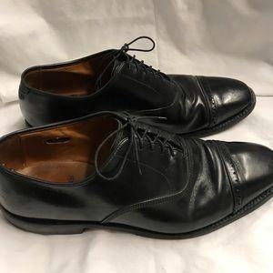 Allen Edmonds Byron Sz 12D Shoes Black